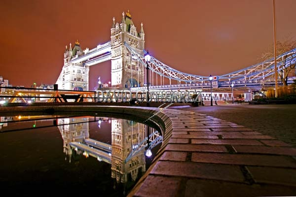London Photographer - Night Photography