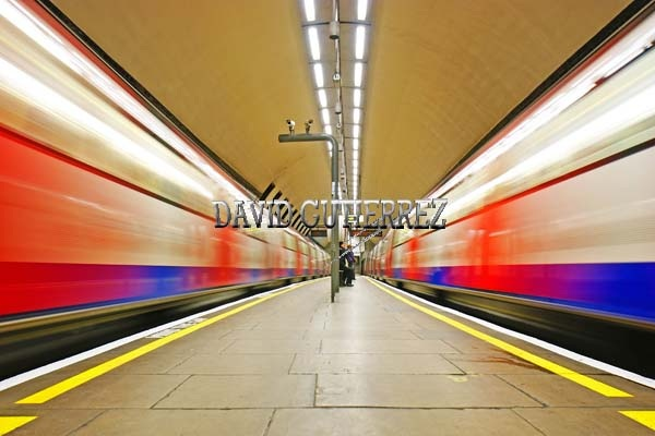 London Photographer - London Underground Photography