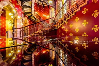 London Photographer - St. Pancras Renaissance Hotel, London, UK