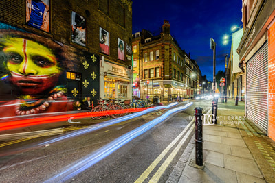 London Interior Photographer - Brick Lane, Shoreditch, London, UK