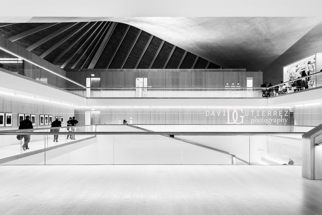 The design museum iii london uk london interior photographer