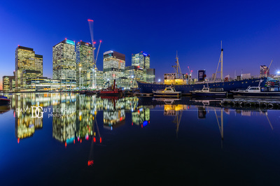 London Photographer - Canary Wharf, London, UK