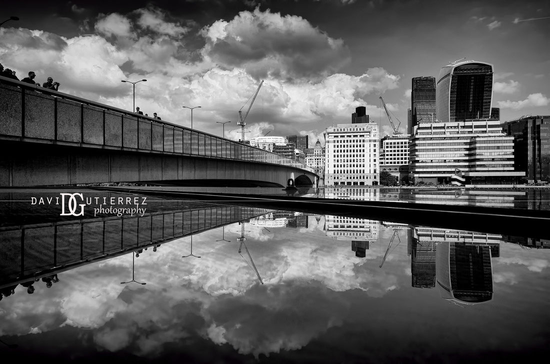 Cities Reflections Photography By David Gutierrez London