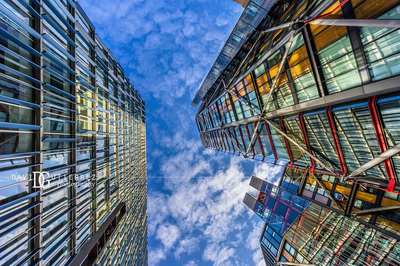 London Photographer - NEO Bankside And Blue Fin Building, London, UK